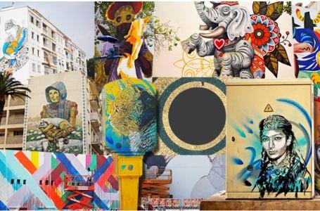 Jidar-Rabat street-art est de retour