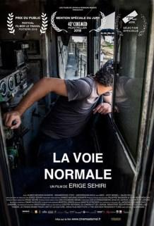 Affiche La Voie normale, un film d'Erige Sehiri