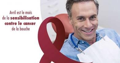 Sensibilisation au dépistages du cancer de la bouche