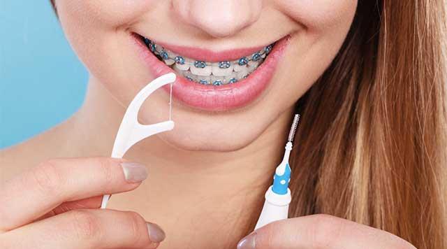 Conseils pour les porteurs d'un appareil orthodontique