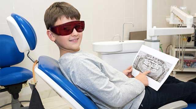 Les radiographies dentaires de routine pour les enfants sont-elles nécessaires ?