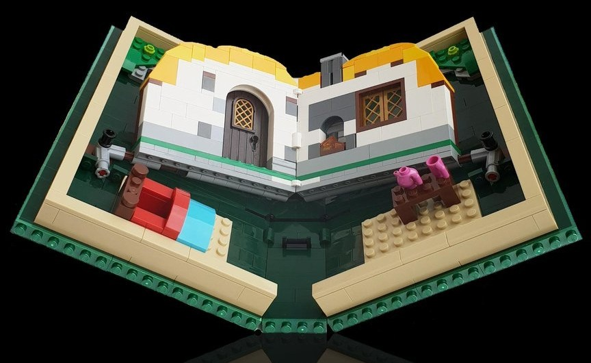 LEGO Fold : le smartphone pliable par LEGO