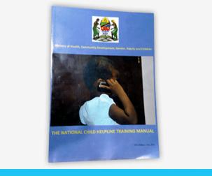 National Child Helpline Training Manual