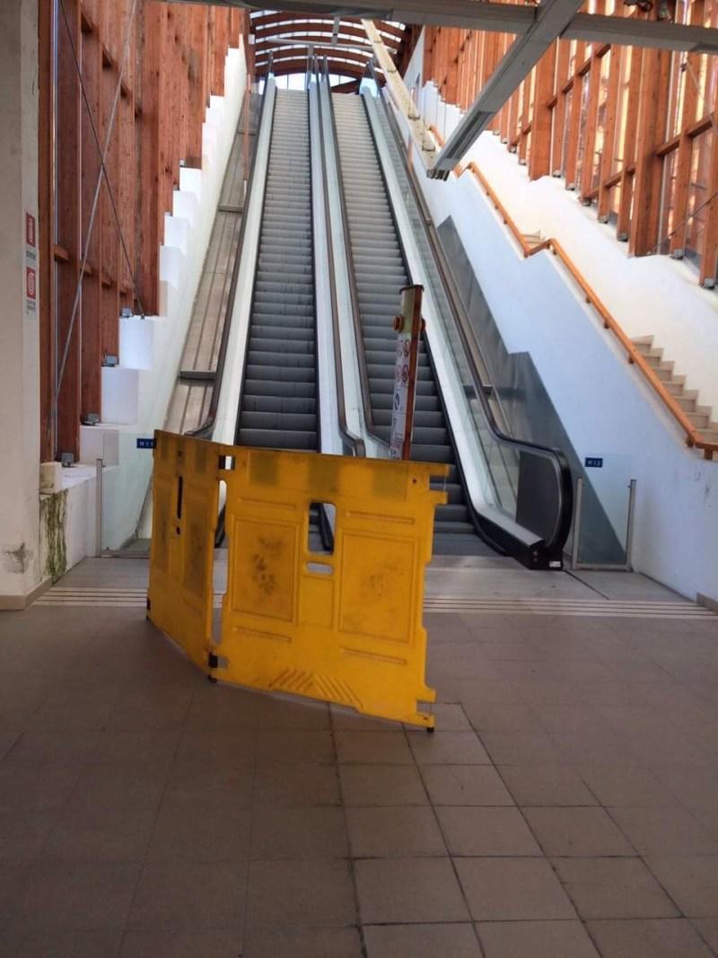 potenza capoluogo la citt con le scale mobili pi