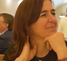 """La professoressa Luigia Trabace: """"Il mio  primo ringraziamento ai colleghi che hanno voluto la mia persona. Il secondo alla mia famiglia""""."""