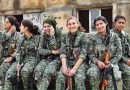 ONORE alle giovani combattenti curde morte ad Afrin, marzo 2018