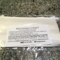 SOCIETÀ EUROGEL di SAN FELE (PZ) mette in VENDITA il KIT delle mascherine prodotte in loco