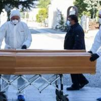 I MORTI LUCANI SALGONO A 14