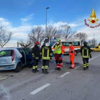INCIDENTE STRADALE A CANALETTO