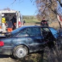 INCIDENTE STRADALE A SENISE
