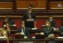 Dichiarazioni programmatiche, la replica del Presidente Draghi in Senato