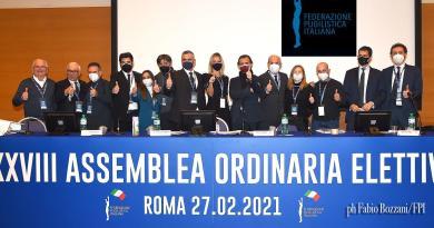 FEDERAZIONE PUGILISTICA ITALIANA: RIELETTO BALDANTONI