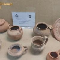 BENI ARCHEOLOGICI CONFISCATI A GRAVINA
