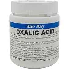 impotriva varroa - acid oxalic