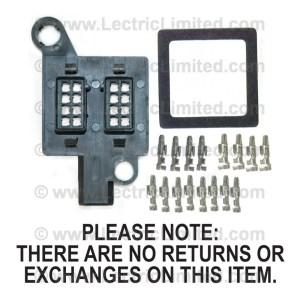 Bulkhead Connector Repair Kit | #VRK6367BH | Lectric Limited