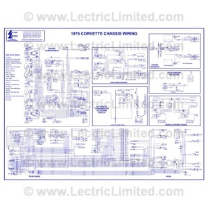 Wiring Diagram | #VWD7600 | Lectric Limited