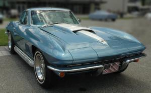 Lectric Limited Corvette | British Automotive