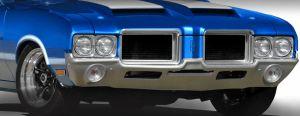 1968  1972 Oldsmobile Cutlass RestoMod Wiring System