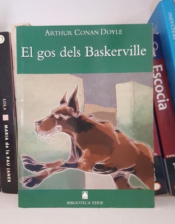 El Perro de los Baskerville y Sherlock Holmes