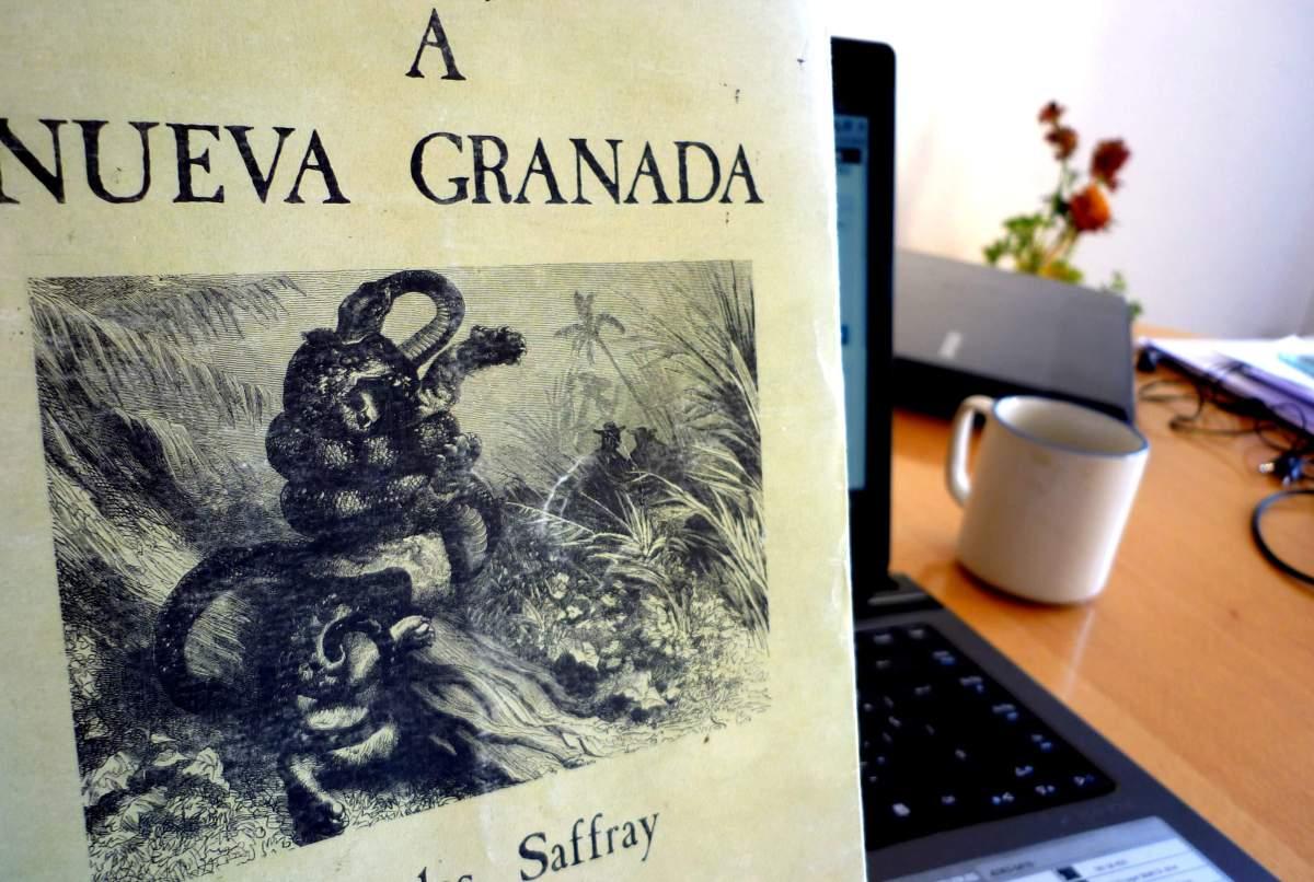 Viaje a Nueva Granada: Charles Saffray 1861