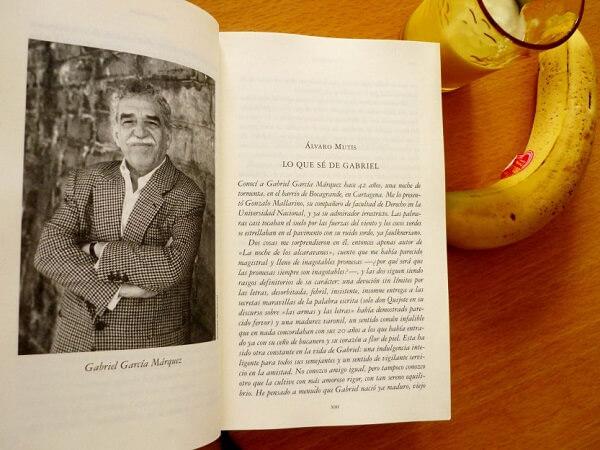 lo que Álvaro Mutis dice de García Márquez en una edición de 100 años de soledad