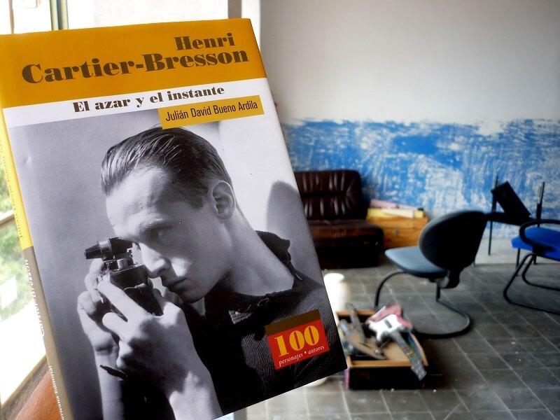 Cronología de Henri Cartier-Bresson