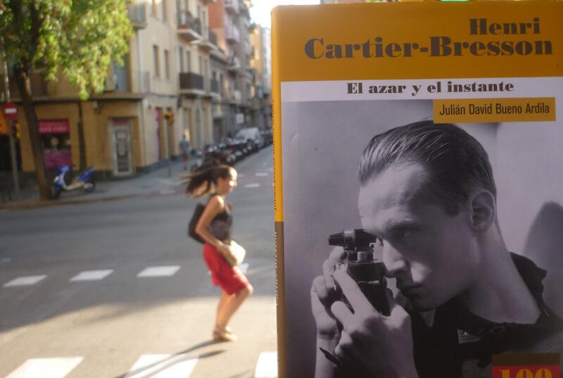Henri Cartier-Bresson, el azar y el instante