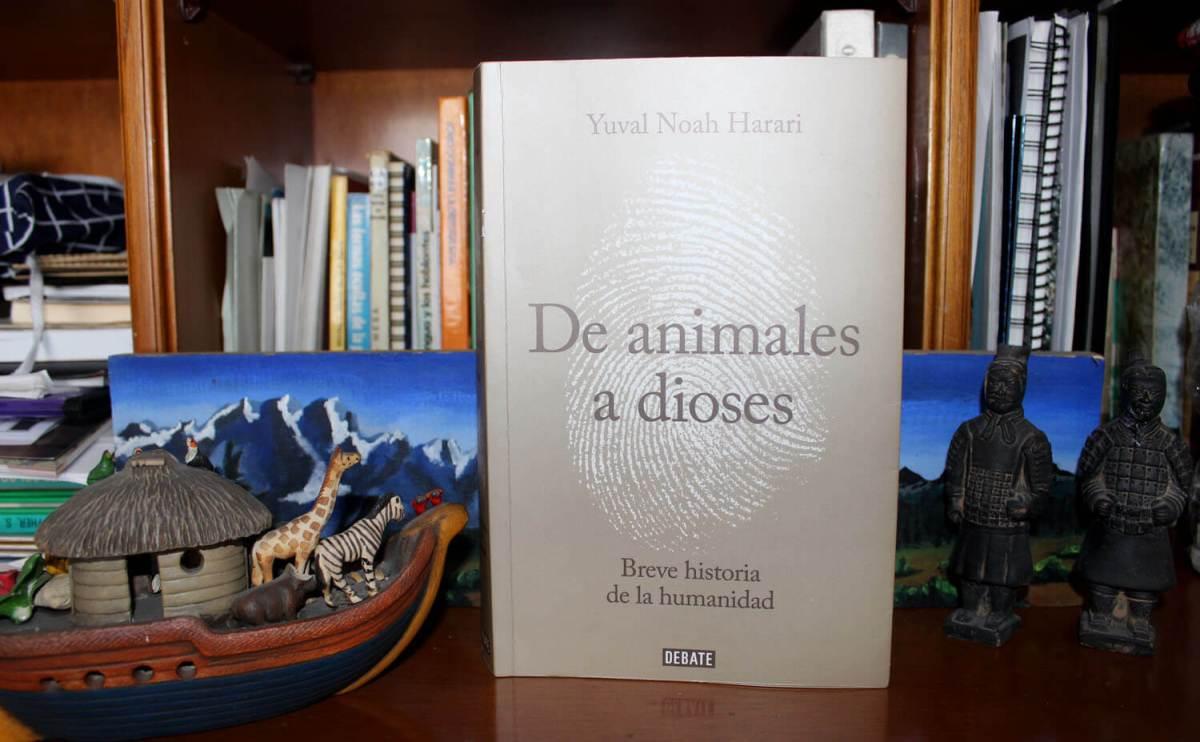 Sapiens. De animales a Dioses: breve historia de la humanidad por Yuval Noah