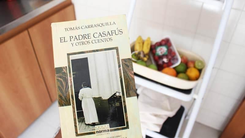 El padre Casafús de Tomás Carrasquilla