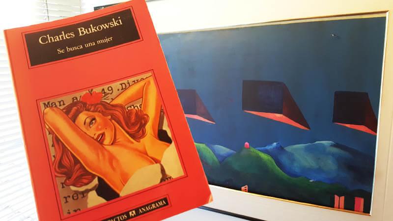 Se busca una mujer, libro de cuentos de Bulowski