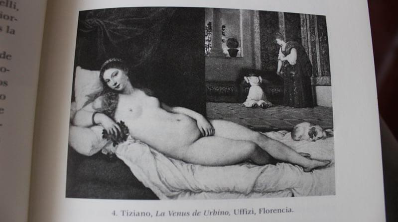 Entre Venus Y Olimpia Acerca De Una Educación Sensorial De Rafael