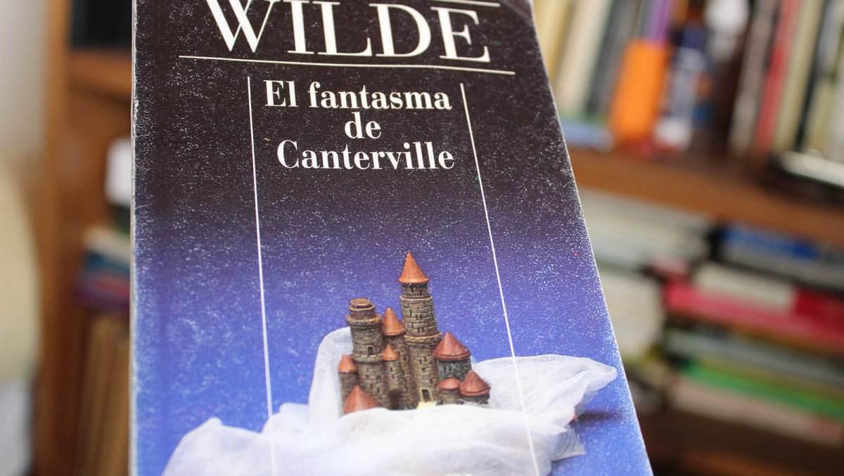 El fantasma de Canterville o americanos modernos en una casa de espantos