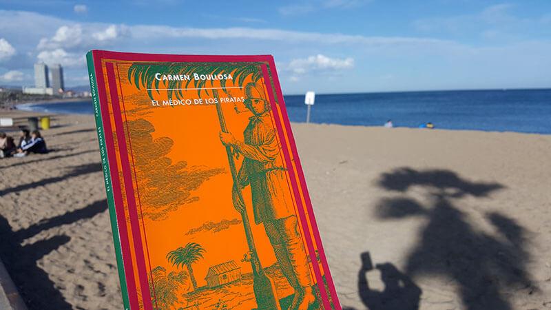 El médico de los piratas: un libro sobre Alexandre Olivier Exquemelin