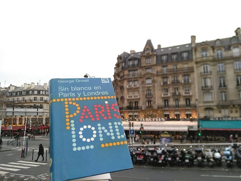 Análisis literario de Sin blanca en París y Londres