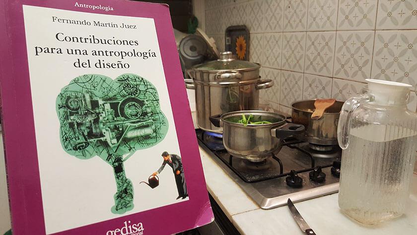 Análisis del libro Contribuciones para una antropología del diseño