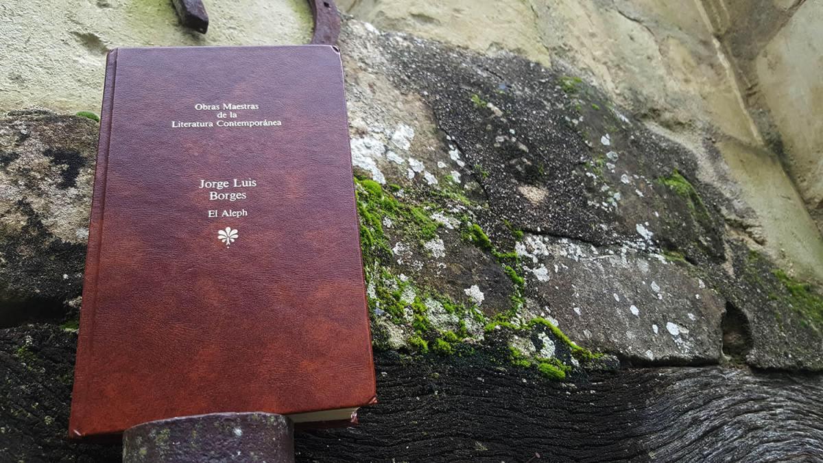 Reseña de El Aleph de Borges, un libro místico