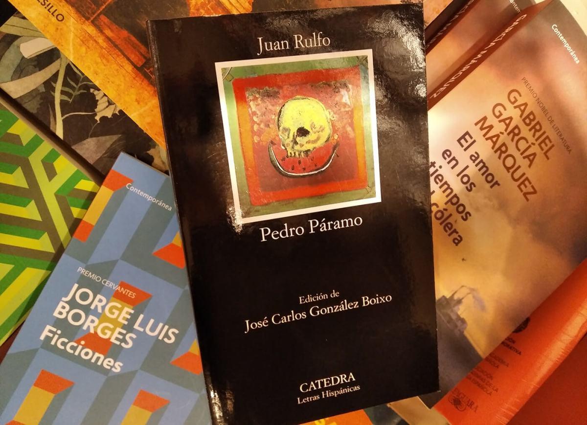 Novela Pedro Páramo - Juan Rulfo