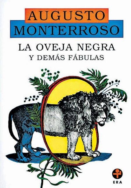 Cubierta del libro Oveja negra y demás fábulas. Editorial Era.