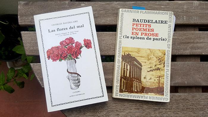 Las flores del mal y El Spleen en París de Charles Baudelaire