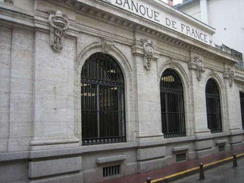 Maussade rapport de la Banque de France