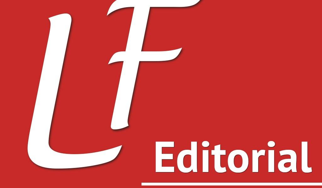 Logo éditorial de la revue Lectures Françaises