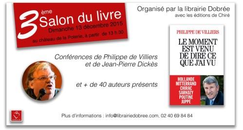 3ème Grande Fête du Livre de Nantes
