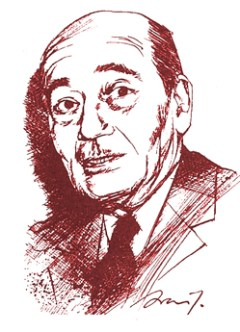 Henry Coston, fondateur de Lectures Françaises
