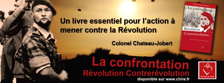 Un livre indispensable : La confrontation Révolution Contrerévolution