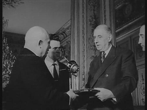 De Gaulle et le communisme (N° 109 d'avril 1966)