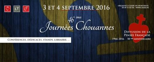 Journées Chouannes 2016