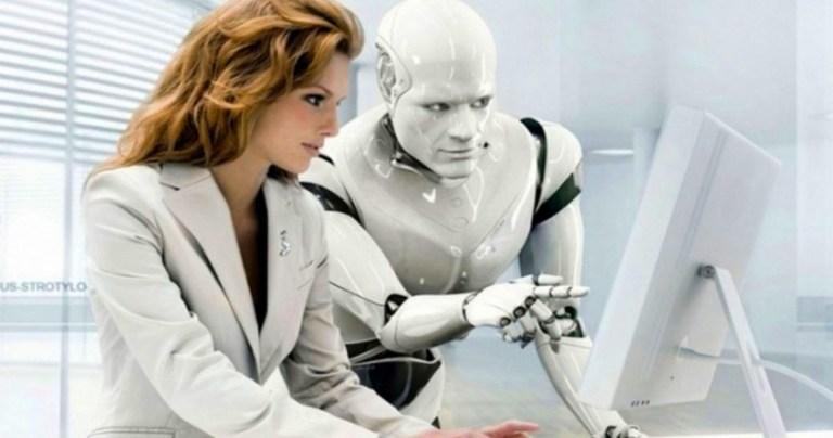Le robot arrive dans le meilleur des mondes