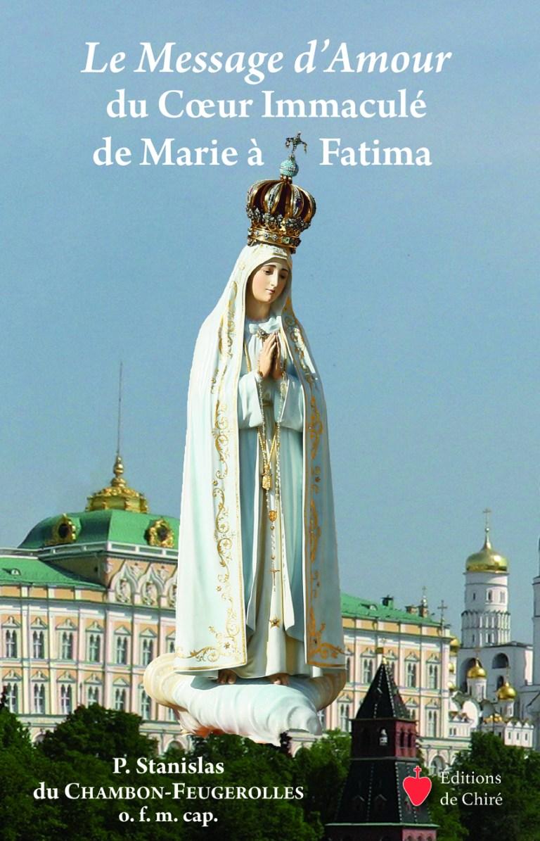 Le Message d´Amour du Cœur Immaculé de Marie à Fatima