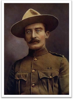 Qui était Baden-Powell ?