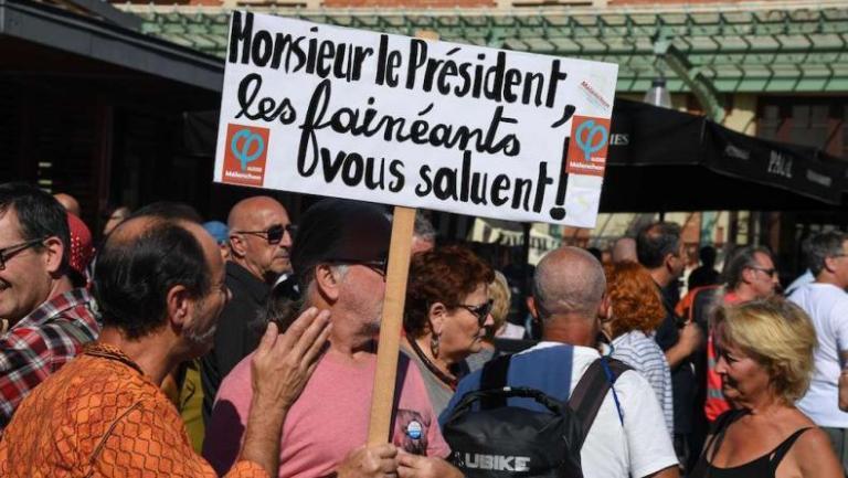 Macron: réformateur ou grand transformateur?